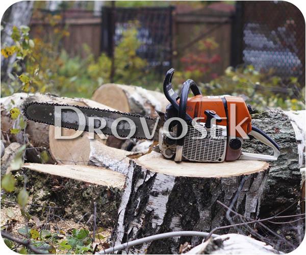 удаление деревьев Тучково